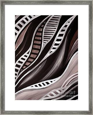 Oryx Framed Print by Eva-Maria Becker