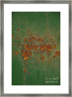Other Worlds II Framed Print by Terry Rowe