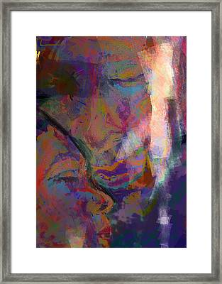 Our Moment  Framed Print by James Thomas