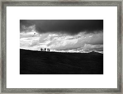 Our Time Framed Print by Jason Green