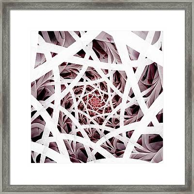 Out Of Reach Framed Print by Anastasiya Malakhova