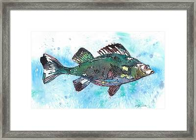 Out Of School Framed Print by Barbara Jewell