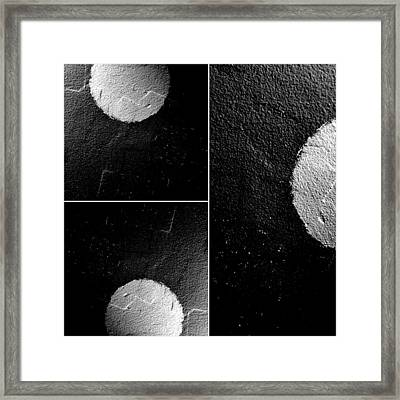 Out Of Square 8 Framed Print by Tom Druin