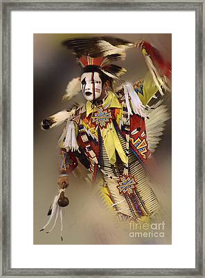Out Of Time Framed Print by Bob Christopher