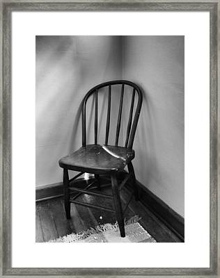Out Of Time  Framed Print by Tom Druin
