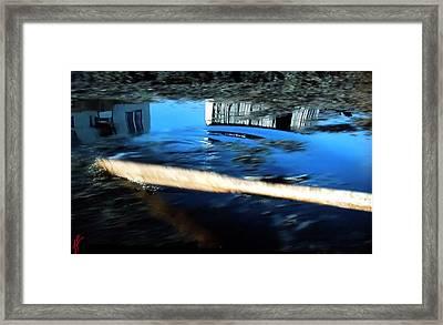 Out Sayling  Framed Print by Colette V Hera  Guggenheim
