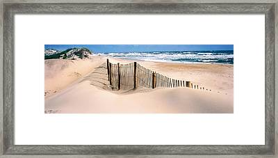 Outer Banks, North Carolina, Usa Framed Print by Panoramic Images