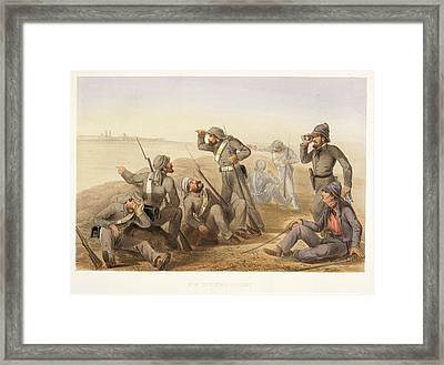 Outlying Picket Framed Print by British Library