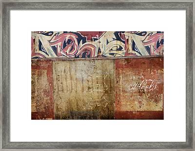 Over My Head Framed Print by Carol Leigh