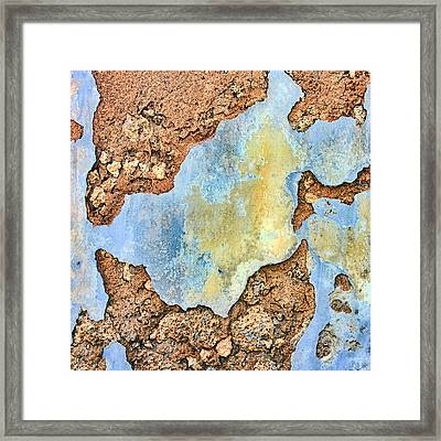 Over The Years Framed Print by Marcia Colelli