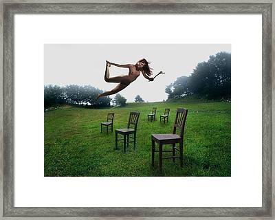 Overlooked View No.22 Framed Print by Matjaz Preseren