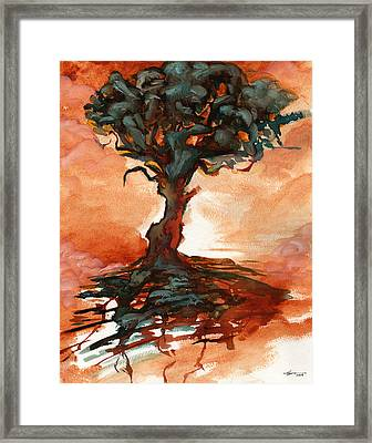 Overture Framed Print by Ethan Harris
