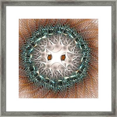 Owl Spirit Framed Print by Anastasiya Malakhova