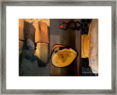 p HOTography 140 Framed Print by Marlene Burns
