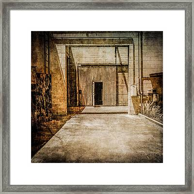 Pacific Airmotive Corp 02 Framed Print by YoPedro