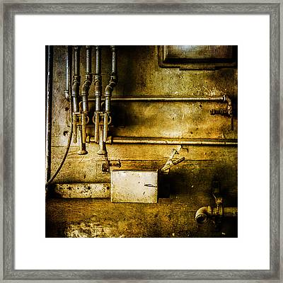 Pacific Airmotive Corp 03 Framed Print by YoPedro