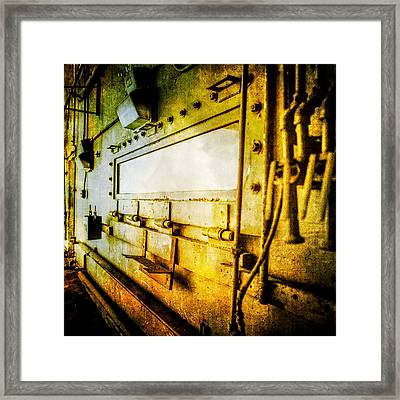 Pacific Airmotive Corp 05 Framed Print by YoPedro