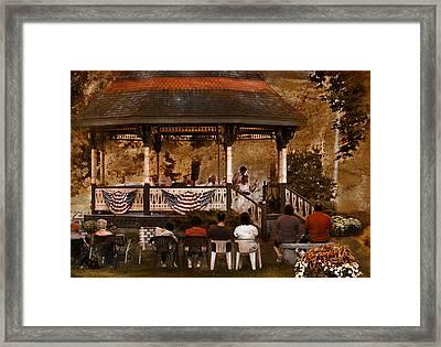 Packed House Framed Print by Doug Fredericks
