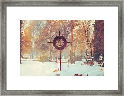 Pagan Framed Print by Violet Gray