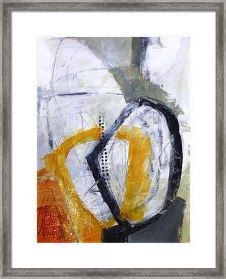 Paint Improv 1 Framed Print by Jane Davies