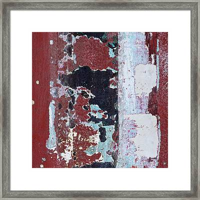 Paint Me A Boat Framed Print by Carol Leigh