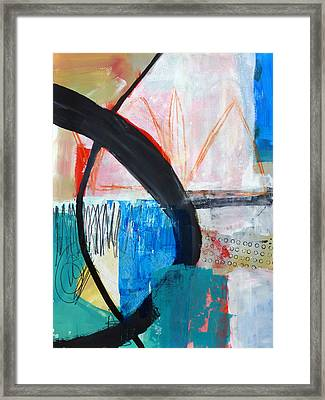 Paint Solo 1 Framed Print by Jane Davies