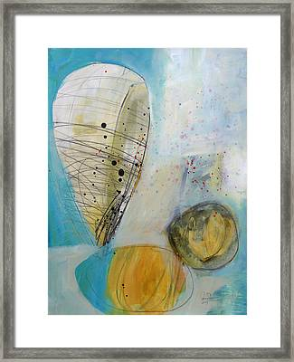 Paint Solo 3 Framed Print by Jane Davies