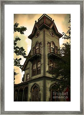 Painted Lady 25  Framed Print by Colleen Kammerer