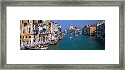 Palace At The Waterfront, Palazzo Framed Print by Panoramic Images