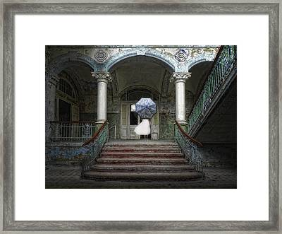 Palace Of The Forgotten Dreams Framed Print by Joachim G Pinkawa