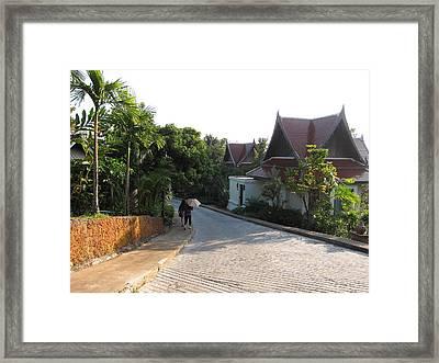 Panviman Chiang Mai Spa And Resort - Chiang Mai Thailand - 011379 Framed Print by DC Photographer