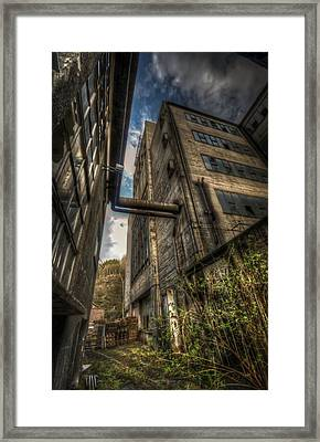 Paper Factory  Framed Print by Nathan Wright