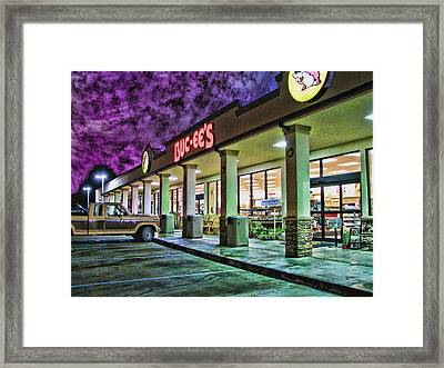 Paradise Found Framed Print by Wendy J St Christopher