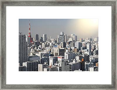 Paradise Lost Framed Print by Holger Spiering