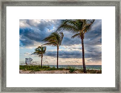 Paradise Framed Print by Mike Burgquist