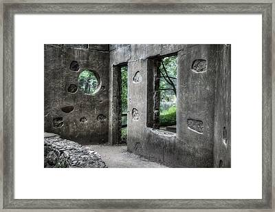 Paradise Springs Spring House Interior 3 Framed Print by The  Vault - Jennifer Rondinelli Reilly