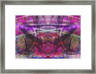 Parallel Universe 20130615 Framed Print by Wingsdomain Art and Photography