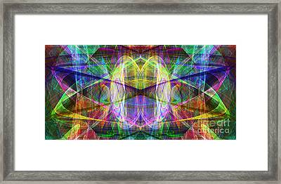 Parallel Universe Ap130511-22-2b Framed Print by Wingsdomain Art and Photography