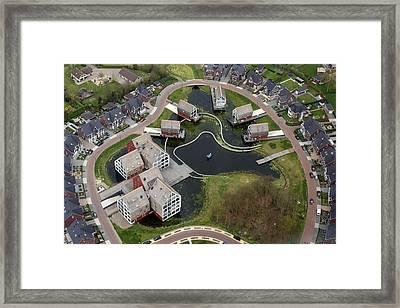 Parelhorst, Nunspeet Framed Print by Bram van de Biezen