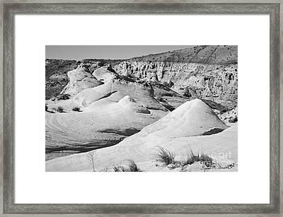 Paria Utah Iv Framed Print by Dave Gordon