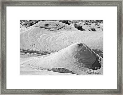 Paria Utah Ix Framed Print by David Gordon