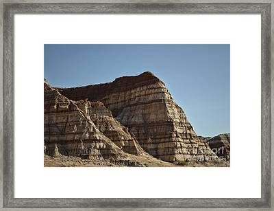 Paria Utah Xii Framed Print by Dave Gordon