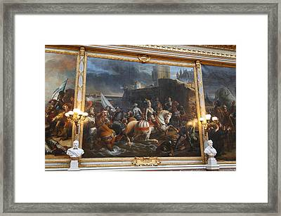 Paris France - 011365 Framed Print by DC Photographer