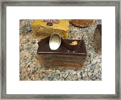 Paris France - Pastries - 1212195 Framed Print by DC Photographer