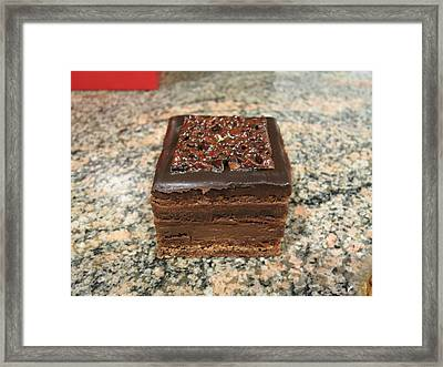 Paris France - Pastries - 1212245 Framed Print by DC Photographer