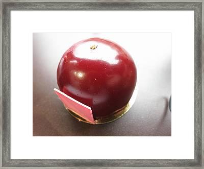 Paris France - Pastries - 1212259 Framed Print by DC Photographer