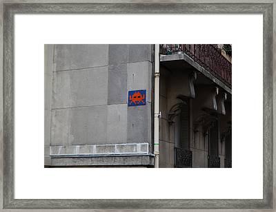 Paris France - Street Scenes - 0113128 Framed Print by DC Photographer