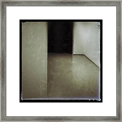 Passages Framed Print by David Stone