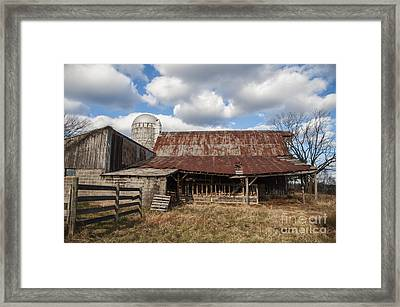 Passed By Framed Print by Terry Rowe