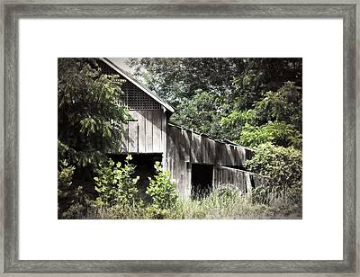 Passing Of Time Framed Print by Tom Gari Gallery-Three-Photography